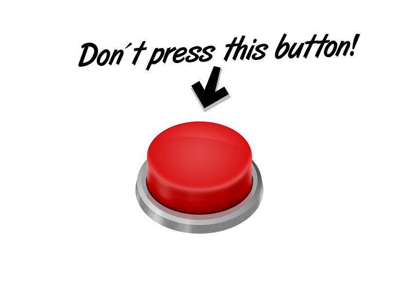 Image result for don't press this button image